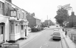 Lamb Hotel c.1965, Willaston