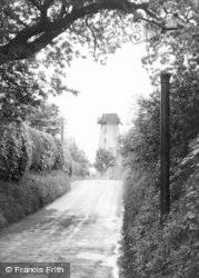Mill Lane c.1960, Willaston