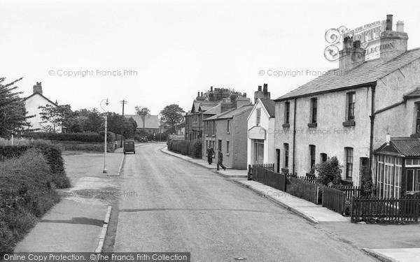 Photo of Willaston, Neston Road c.1955
