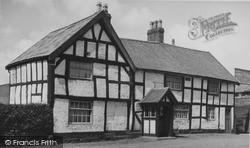 Old House (1631) c.1955, Willaston