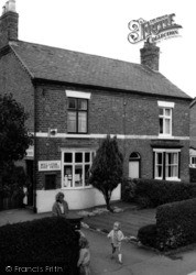 Post Office c.1965, Willaston