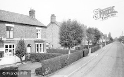 Willaston, Post Office c.1965