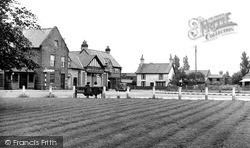 Willaston, The Green c.1950