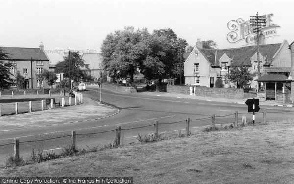 Photo of Willaston, The Green c.1960