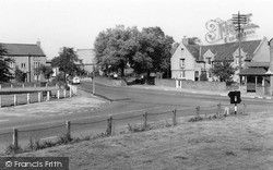 Willaston, The Green c.1960