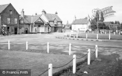 Willaston, The Green c.1965