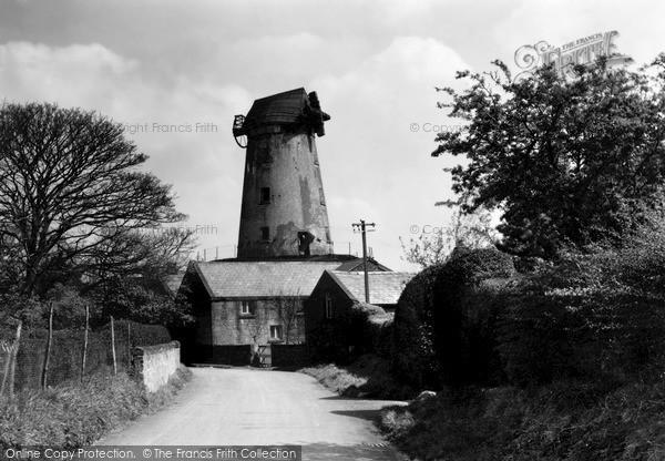 Photo of Willaston, The Mill c.1950
