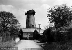 The Mill c.1950, Willaston