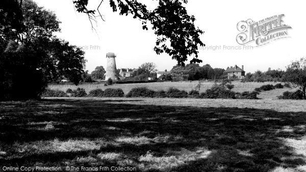 Photo of Willaston, The Mill c.1960