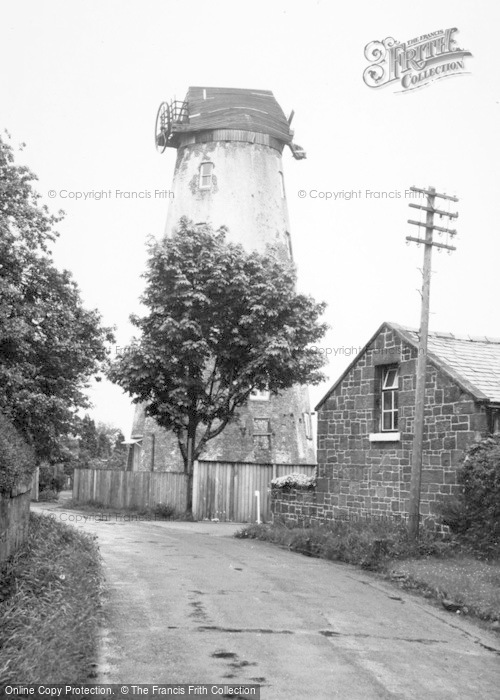Photo of Willaston, The Mill c.1960