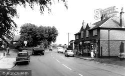 The Village c.1965, Willaston