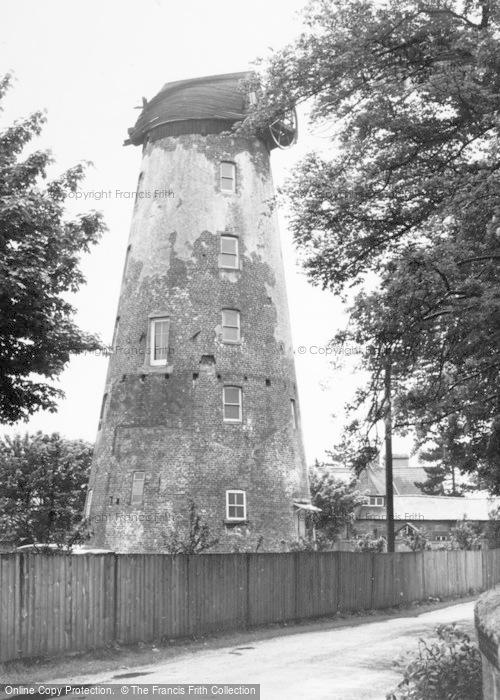 Photo of Willaston, The Windmill c.1960
