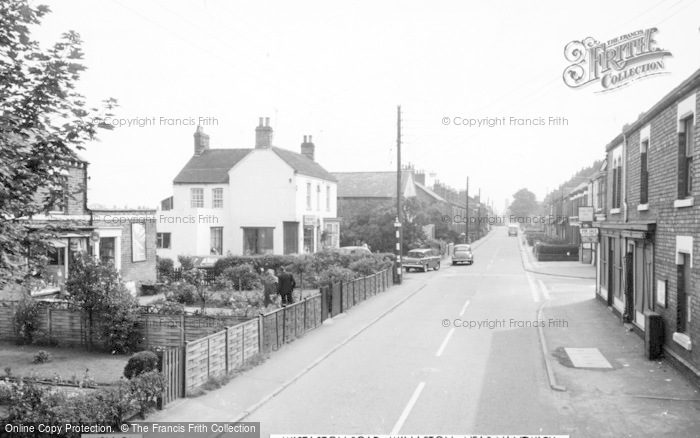 Photo of Willaston, Wistaton Road c.1965