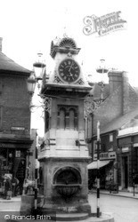 Willenhall, Clock Tower c.1960