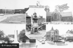 Willenhall, Composite c.1960