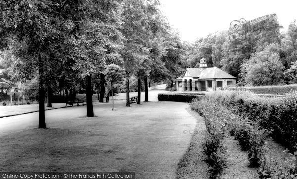 Photo of Willenhall, Memorial Park c.1965