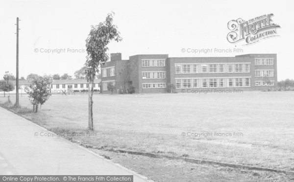 Photo of Willerby, Carr Lane School c.1960