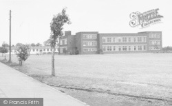 Willerby, Carr Lane School c.1960