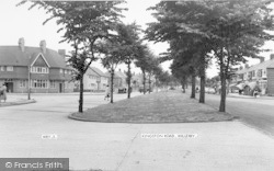 Kingston Road c.1960, Willerby