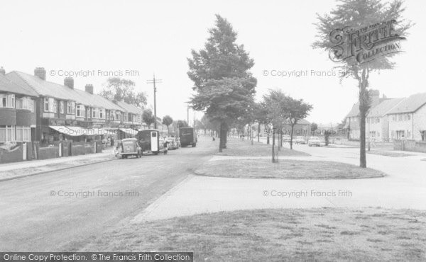 Photo of Willerby, Kingston Road c.1960