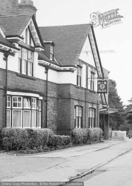 Photo of Willerby, Main Road c.1965