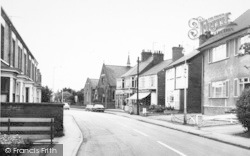 Willerby, Main Road c.1965