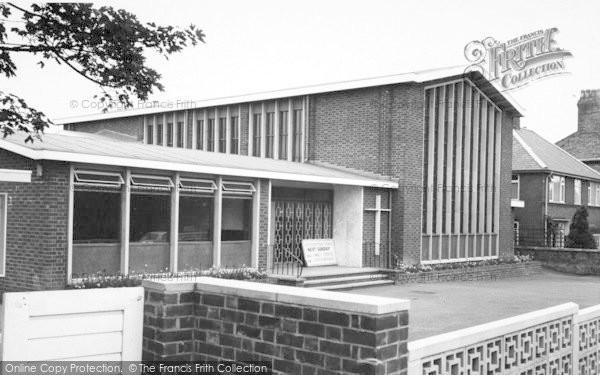 Photo of Willerby, Methodist Church c.1965