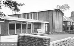 Willerby, Methodist Church c.1965