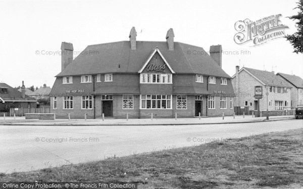 Photo of Willerby, The Hop Pole c.1960