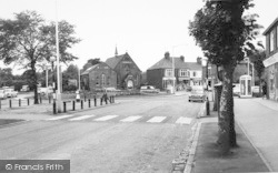 Willerby, The Roundabout c.1965