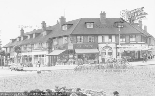 Photo of Willerby, The Square c.1960