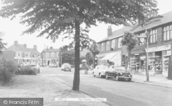 The Square c.1960, Willerby