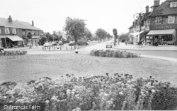 Willerby, The Square c.1960