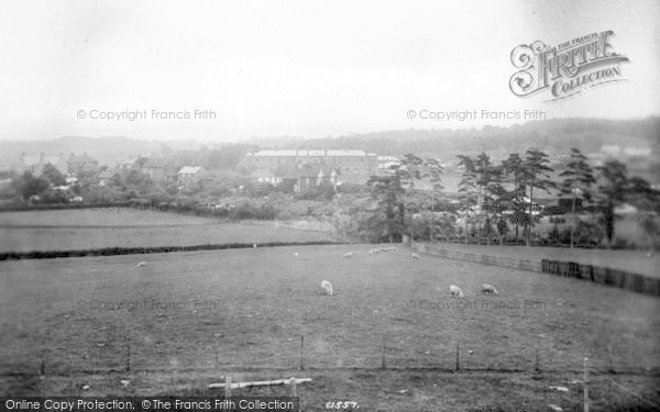 Photo of Willesborough, From The Mill 1909