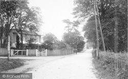 Lacton Hall c.1900, Willesborough