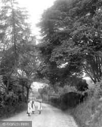 Sandy Lane 1909, Willesborough