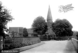 St Mary's Church 1909, Willesborough