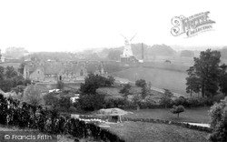 The Windmill And Schools 1909, Willesborough