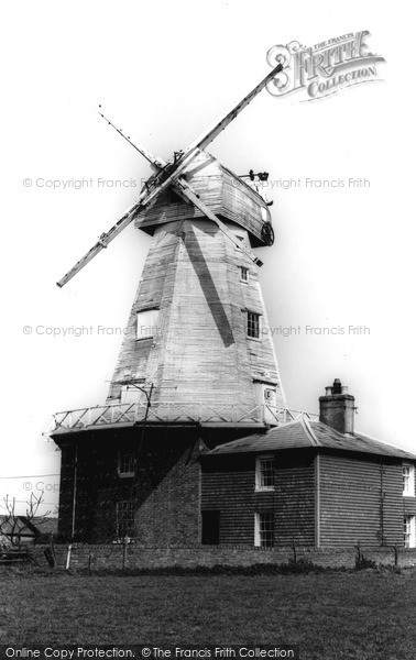 Willesborough,the Mill c1955,Kent