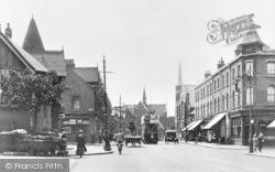 Willesden, High Road c.1910