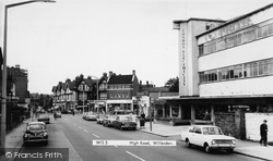 High Road c.1965, Willesden