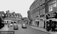 Willesden, High Road c1965