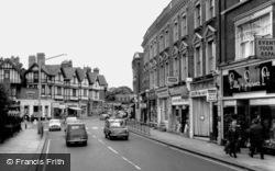 Willesden, High Road c.1965