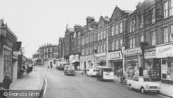 Walm Lane c.1965, Willesden