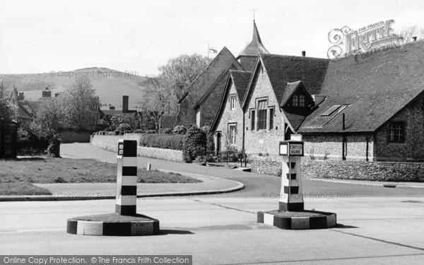 Photo of Willingdon, Church Hall c.1955