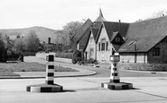 Willingdon, Church Hall c1955