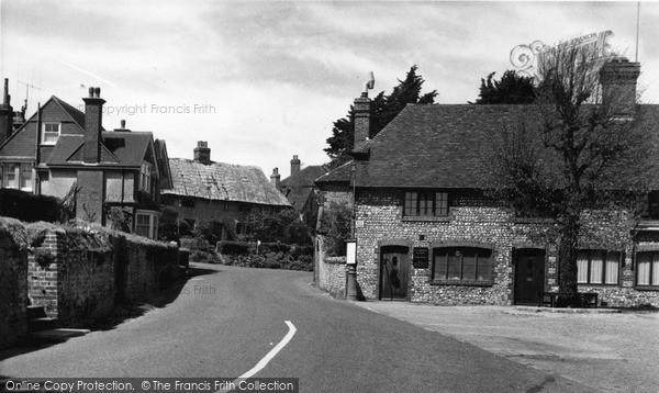 Photo of Willingdon, Malt House c.1955