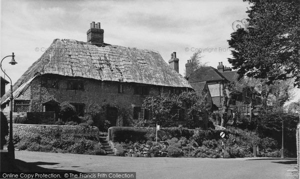 Photo of Willingdon, Rose Cottage c.1955