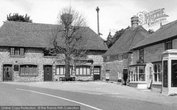 Photo of Willingdon, The Post Office c.1955