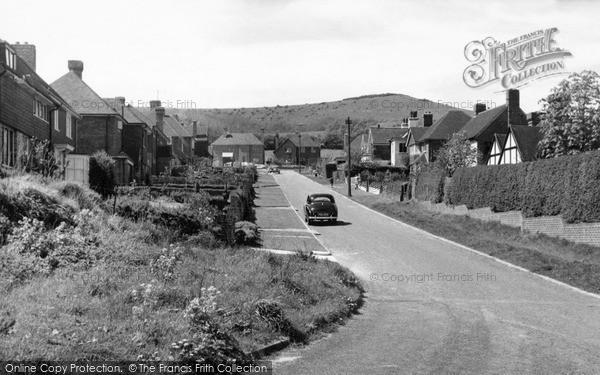 Photo of Willingdon, Wedderburn Road c.1955